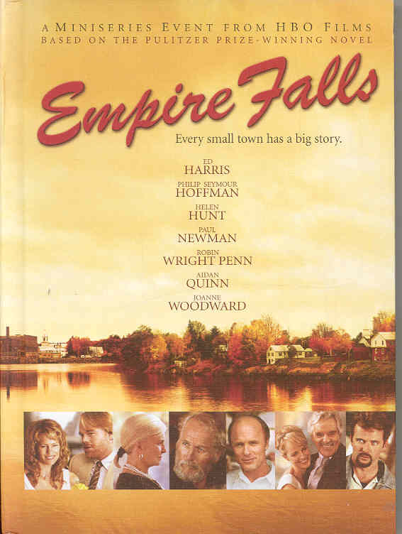 EMPIRE FALLS BY HARRIS,ED (DVD)