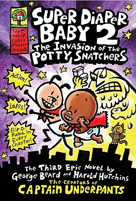 The Invasion of the Potty Snatchers By Scholastic Inc. (COR)
